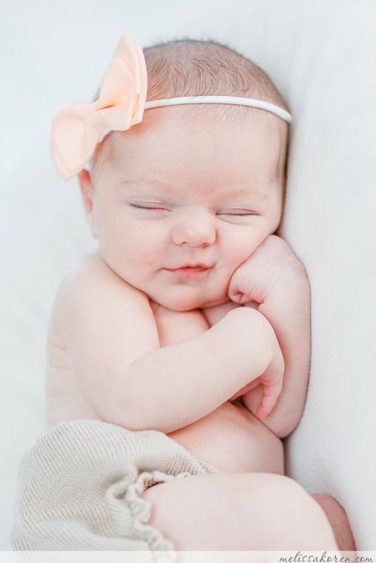 Nh maternity at home newborn photos