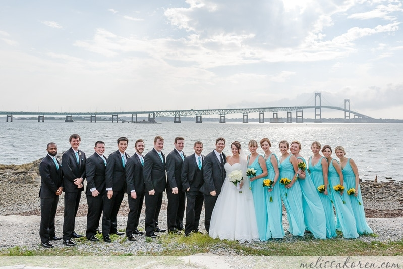 Newport Ri Officer S Club Wedding021