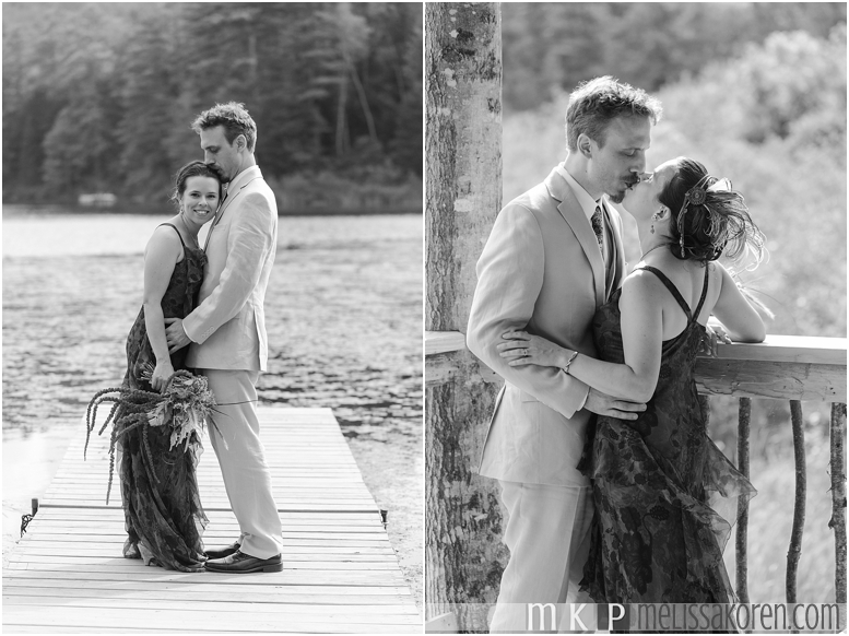 1920's Rustic Wedding Ogontz NH0004