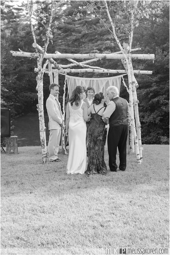 1920's Rustic Wedding Ogontz NH0010