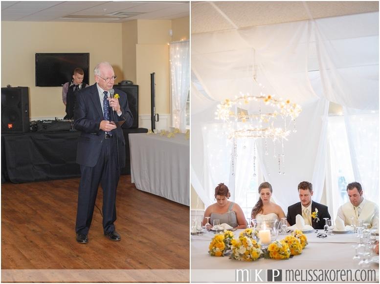 Grey yellow church wedding kingston nh for A thomas cousins salon