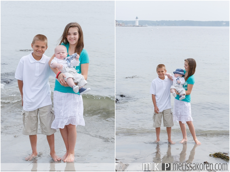 new castle family photgraphy cousins grandkids
