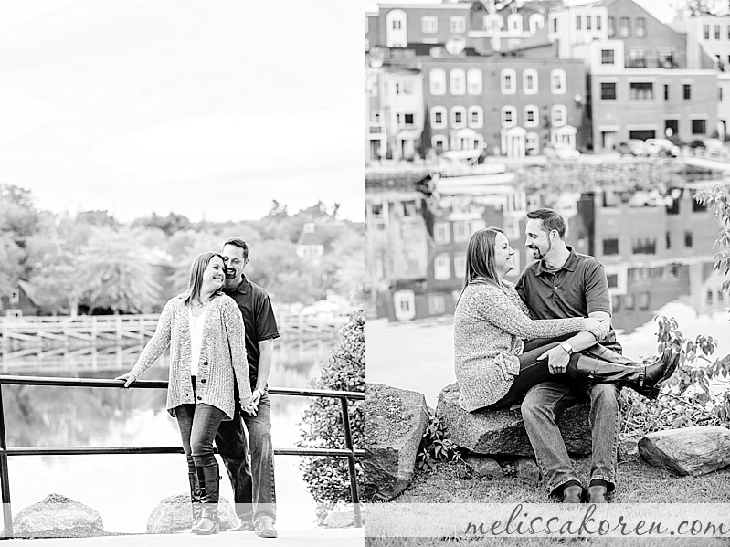 Exeter NH Engagement Photos 01