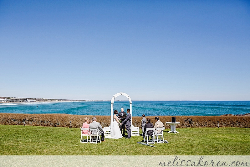 Beachmere Inn Elopement