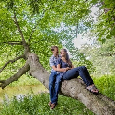 Exeter NH Summer Engagement Photos-0004