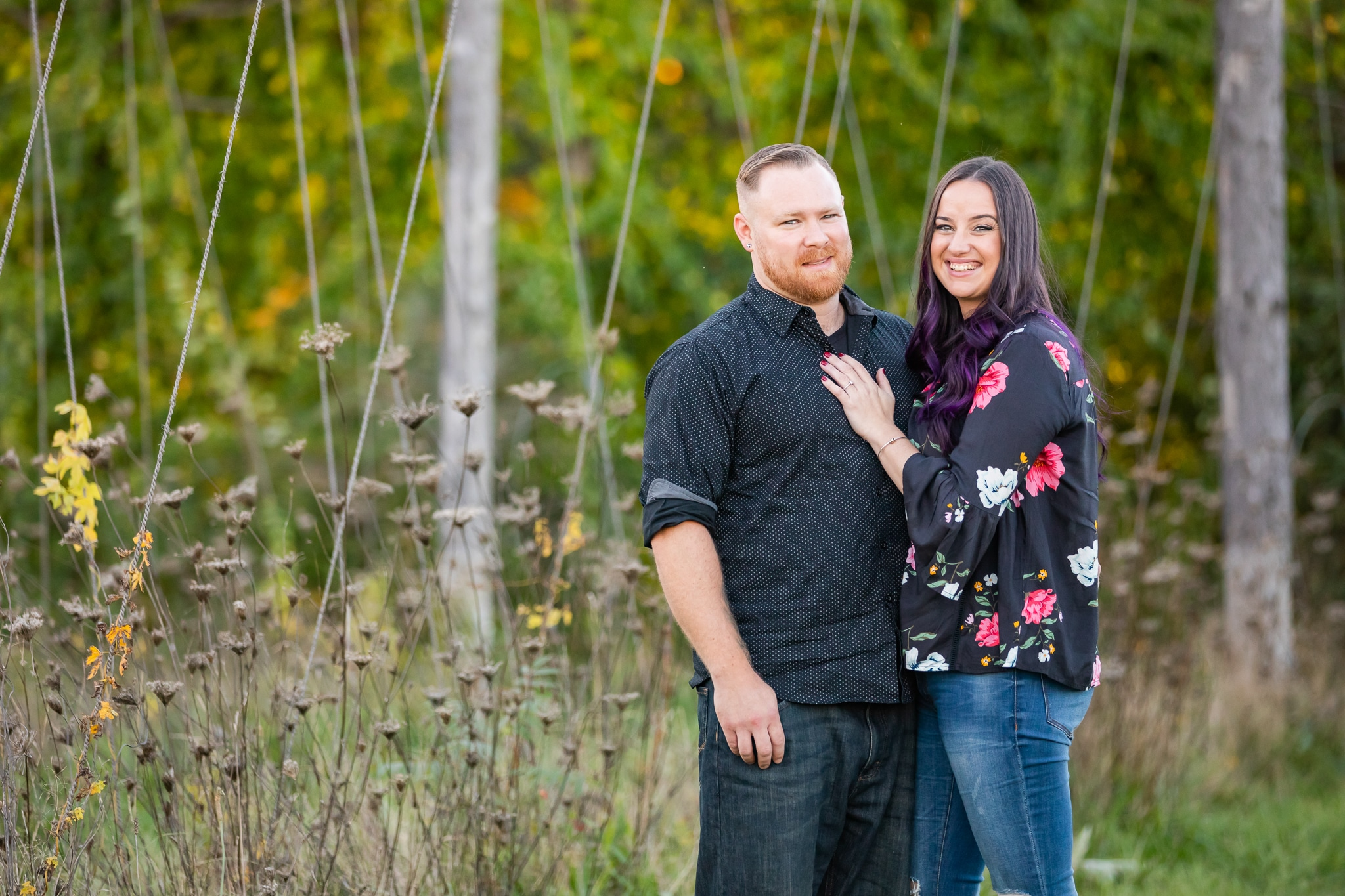NH Brewery Engagement Session