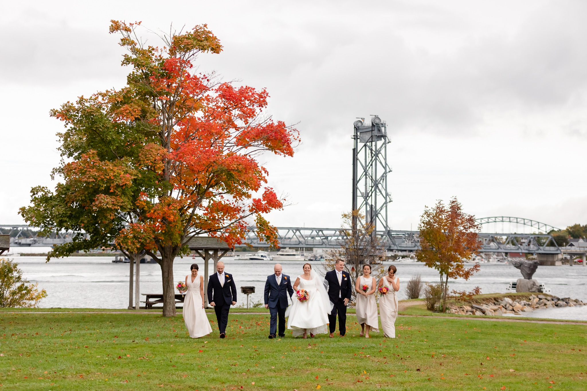 Portsmouth Harbor Events Seacoast NH Wedding