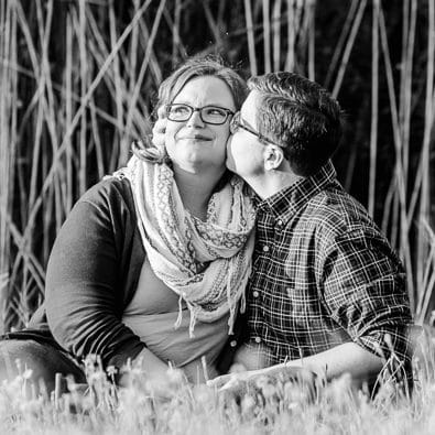 Exeter NH Same-Sex Engagement Session
