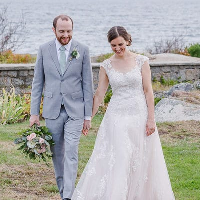 Rockport MA Wedding at The Emerson Inn