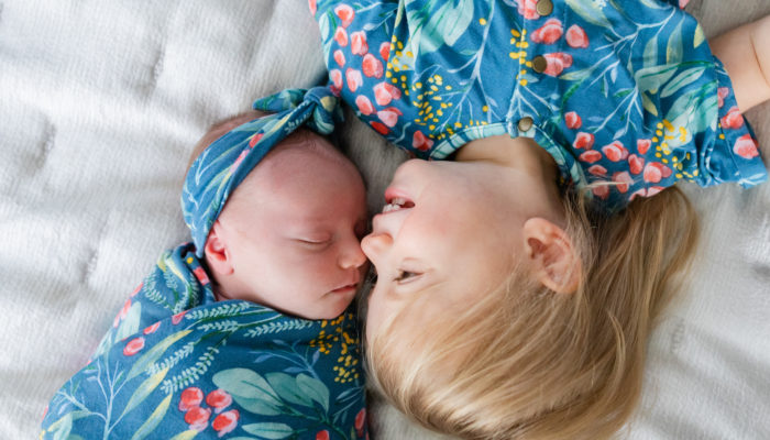 NH Family Newborn Session